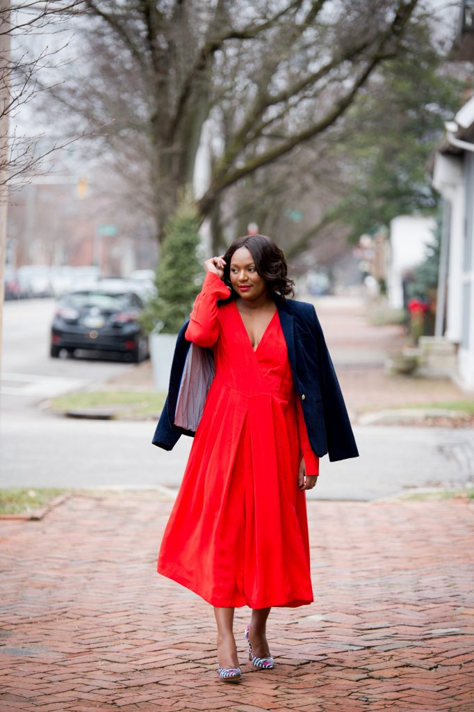 About popular Ohio style blogger, Beverley Adams