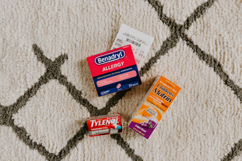 Spring Medicine Cabinet Essentials The Beverly Adams